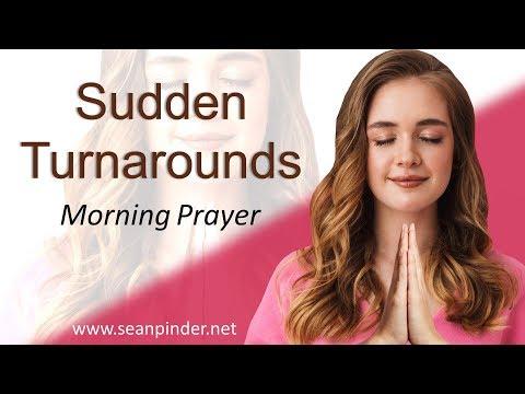 PSALM 126 - SUDDEN TURNAROUNDS - MORNING PRAYER (video)