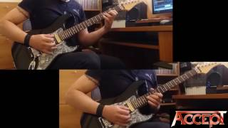 Son of a bitch (guitar cover)