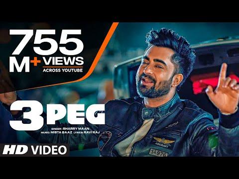 """3 Peg Sharry Mann"" (Full Video)   Mista Baaz   Parmish Verma   Latest Punjabi Songs 2016   T-Series - UCcvNYxWXR_5TjVK7cSCdW-g"