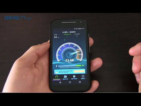 Motorola Moto E (2nd Gen) Review: Lollipop on a Budget - UCbR6jJpva9VIIAHTse4C3hw