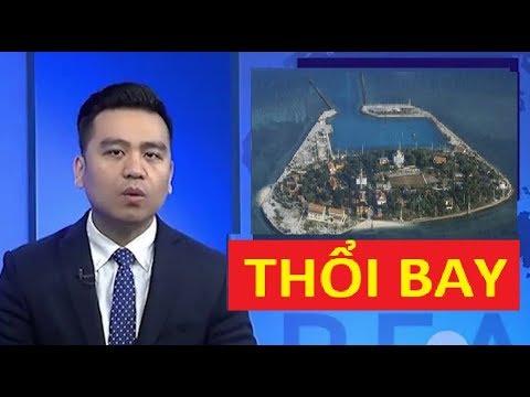 Mỹ tuyên bố thổi bay các đảo nhân tạo
