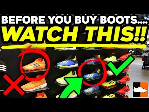 How To Buy Your Perfect Football Boots! 🛒 Buying Tips & Tricks - UCs7sNio5rN3RvWuvKvc4Xtg