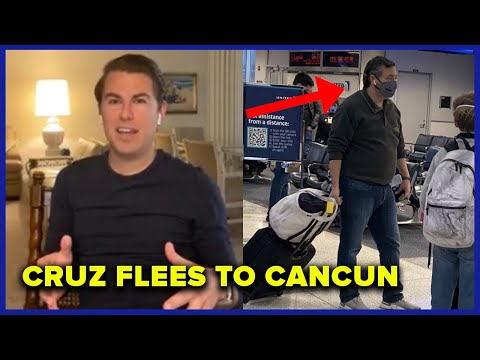 Miles Taylor: Ted Cruz's Cancun Vacation Will Haunt Him