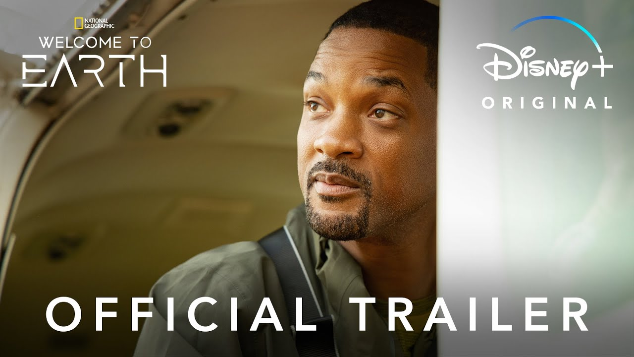 Welcome to Earth | Official Trailer | Disney+
