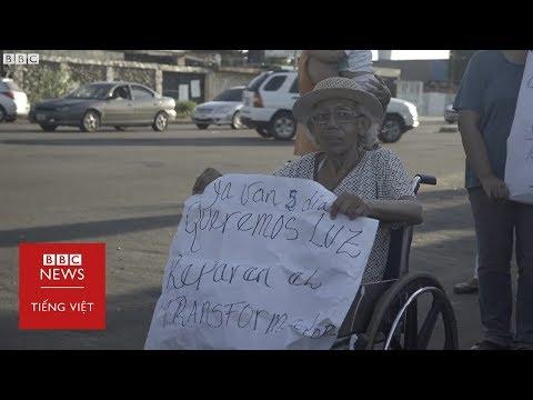 Khủng hoảng Venezuela qua các khu chợ và nhà xác - BBC News Tiếng Việt