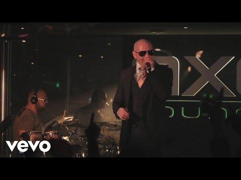 Pitbull - Hotel Room Service (Live at AXE Lounge) - pitbullvevo