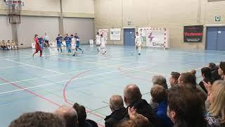 Belgium League - Round 14 - Real Noorderwijk 5x5 FP Halle-Gooik