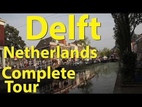 Delft, Netherlands, Complete Tour - UCvW8JzztV3k3W8tohjSNRlw