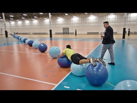 World Record Exercise Ball Surfing | Overtime 6 | Dude Perfect - UCRijo3ddMTht_IHyNSNXpNQ