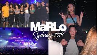 MARLO Sydney 2019 \\ RAVE VLOG | THERESATRENDS