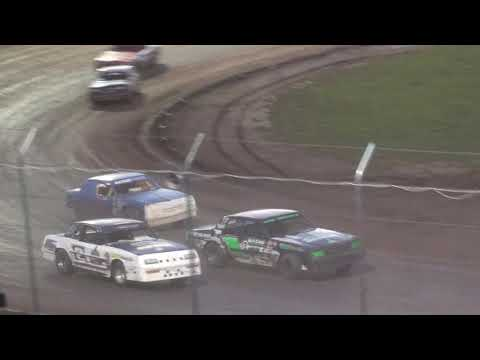 Legendary Pure Stock Feature Friday - Cedar Lake Speedway 09/17/2021 - dirt track racing video image
