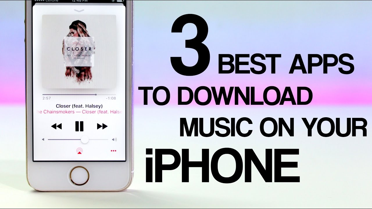 Free music downloading websites for iphone