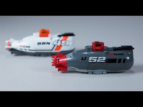 Air Hogs Dive Master Remote Controlled Miniature Submarine - UCSjgYm4plEvtjQdOiT1u5rA