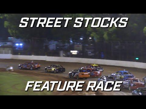 Street Stocks: Season Opener - A-Main - Kingaroy Speedway - 16.10.2021 - dirt track racing video image