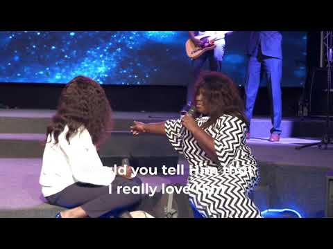 Still my child by Mary Mary  The Elevation Church Priests of Praise