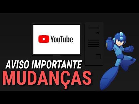 AVISO IMPORTANTE! MUDANÇA DE NOME DO CANAL!