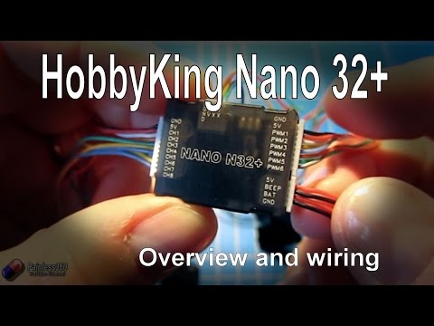 RC Reviews - HobbyKing N32+ Nano flight controller - UCp1vASX-fg959vRc1xowqpw