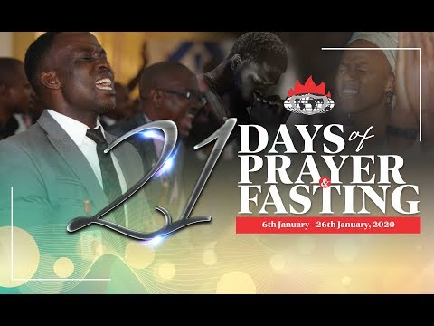 DAY 1: PRAYER AND FASTING GATEWAY TO BREAKING LIMITS - JANUARY 06, 2020