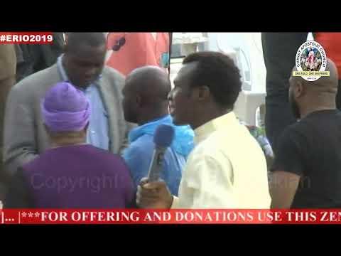 DAY 3 (AFTERNOON SESSION)  - Apostle Joseph Ayo Babalola Power Explosion 2019