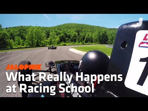 Here's What Happens at a Real Racing School - UCbS8lAzGFBRyHYC8ibwcyyQ