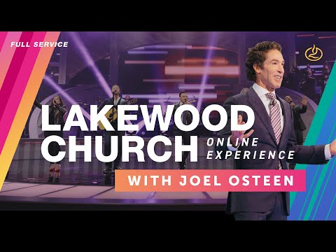 Joel Osteen  Lakewood Church Service  November 22, 2020