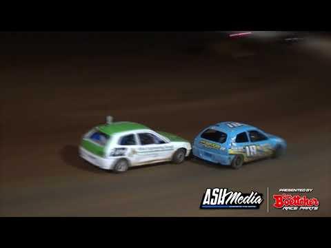 Junior Sedans: Pro1 Top Stars Series - A-Main - Maryborough Speedway - 15.05.2021 - dirt track racing video image