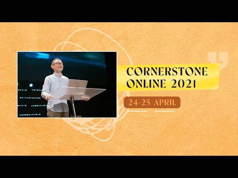 24-25 April  Made Free Part 2  Ps. Lip  Cornerstone Community Church  CSCC Online