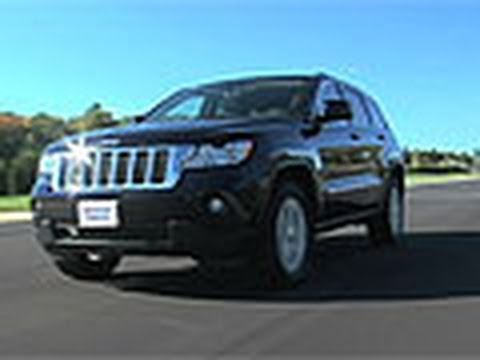 2011-2013 Jeep Grand Cherokee Review UPDATED | Consumer Reports - UCOClvgLYa7g75eIaTdwj_vg