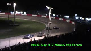 Grundy County Speedway Street Stock Heat #1 8 16 2019
