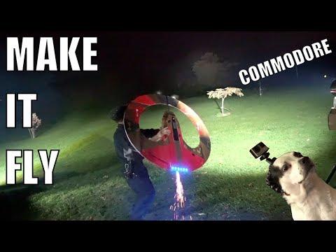 MAKE IT FLY! Thor Spaceship Commodore (Ragnarok) - UCiDJtJKMICpb9B1qf7qjEOA