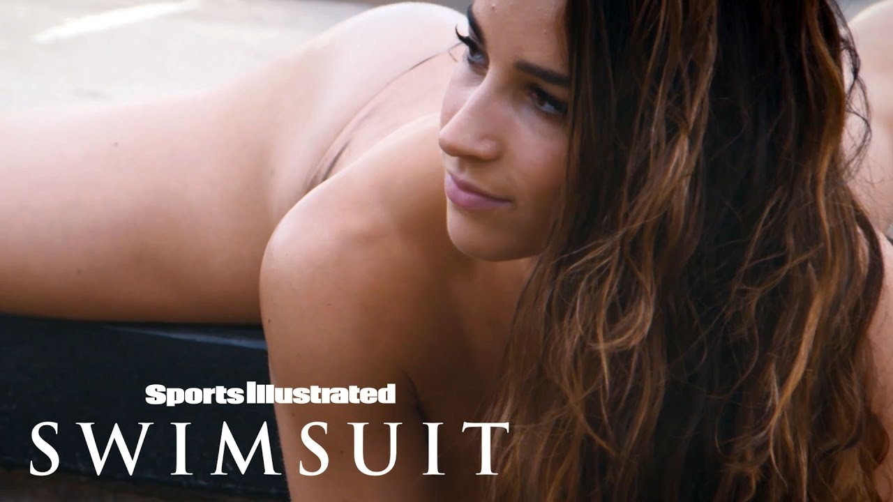 Aly Raisman & Simone Biles SI Swimsuit 2017 Preview   Sports Illustrated Swimsuit