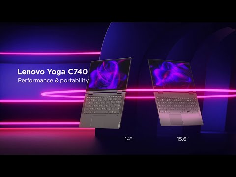 Yoga C740 Product Tour - UCpvg0uZH-oxmCagOWJo9p9g