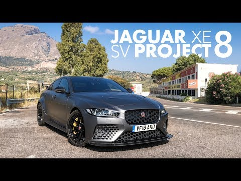 Jaguar XE SV Project 8: Reviewing a Road Racer on the Targa Florio - Carfection (4K) - UCwuDqQjo53xnxWKRVfw_41w
