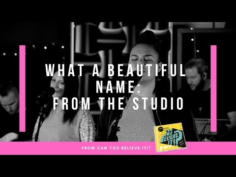 What A Beautiful Name - Live From the Studio