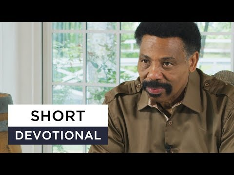 God Can Move This Mountain - Tony Evans Devotional