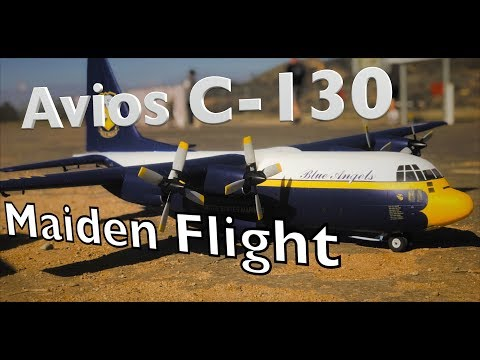 7demo7 Avios C-130 Maiden Flight - OCMA Flying Field - UCTa02ZJeR5PwNZK5Ls3EQGQ