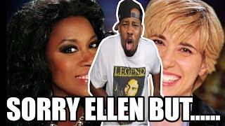 [ REACTION ] Oprah Winfrey vs Ellen DeGeneres & ERB Behind the Scenes