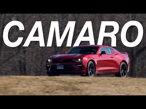 2016 Chevrolet Camaro Quick Drive | Consumer Reports - UCOClvgLYa7g75eIaTdwj_vg
