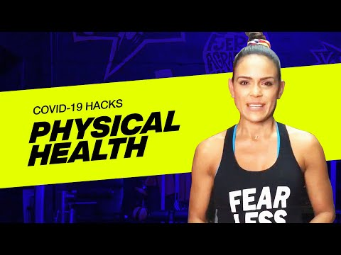 VOUS COVID-19 HACKS  Physical Health with Janettsy Chiszar