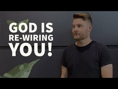 God is RE-WIRING you! - An insta story