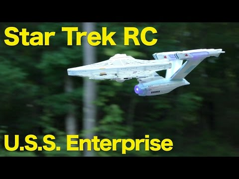 Air Hogs Star Trek Enterprise Flying Drone, FULL REVIEW, U.S.S. ENTERPRISE NCC-1701-A - UCG20rXlEUWfFI1p2B5n3akg