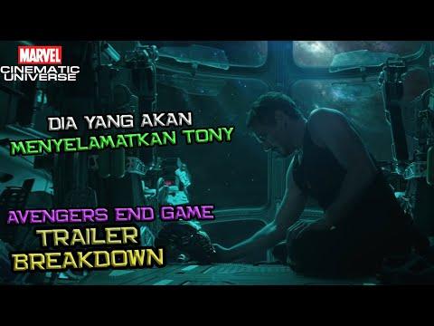 Dia Yang Akan Datang Menyelamatkan Tony Stark Dan Nebula | Avengers End Game Trailer Breakdown - UCg1la89F2H7B0SJ0uwyaw9g