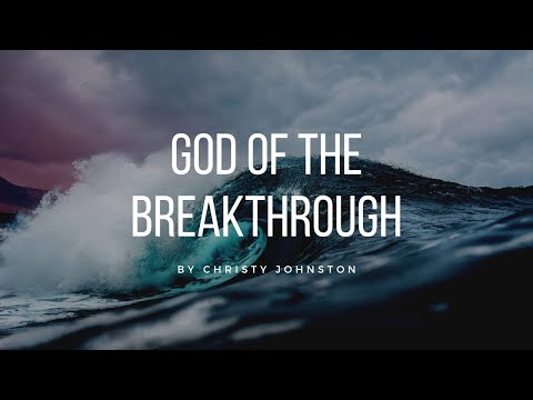 God of the breakthrough - Tools for your conquest