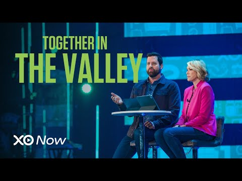 Together in the Valley  Garrett and Andrea Booth