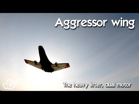 The Aggressor WING - suppa slow - UCv2D074JIyQEXdjK17SmREQ