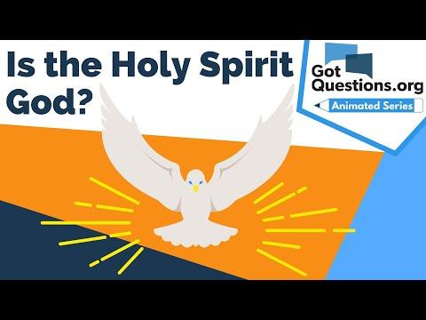 Is the Holy Spirit God?
