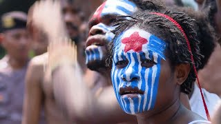 Hundreds demonstrate for Papuan independence in Indonesia | AFP