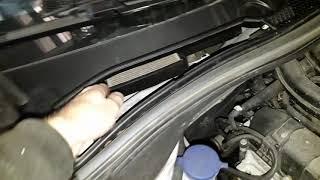 Cambio filtro aria abitacolo Peugeot 2008