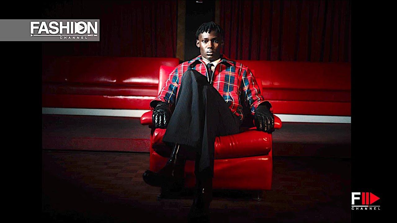 ERNEST W. BAKER ModaLisboa Fall 2021 – Fashion Channel
