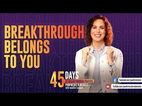 Birthing Your Supernatural Breakthrough